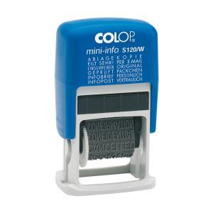 COLOP Mini-Dater S 120/W