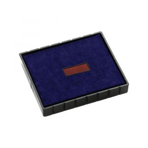 Stempelkissen E/53/2 blau-rot für Colop Printer 53 Dater