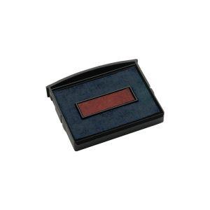 Stempelkissen E/2100/2 blau-rot für Colop Classic Line 2106/2106/P/2160/2160/RL sowie Colop Expert Line 3160 Dater