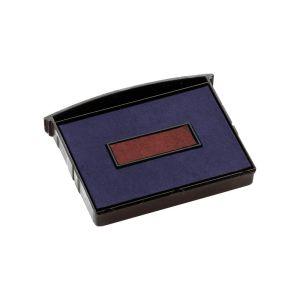 Stempelkissen E/2300/2 blau-rot für Colop Classic Line 2360/2360 SET sowie Colop Expert 3360 und Colop Office S 360 Dater