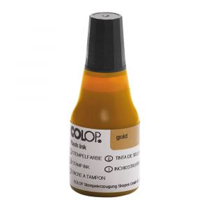 Colop EOS Stempelfarbe gold