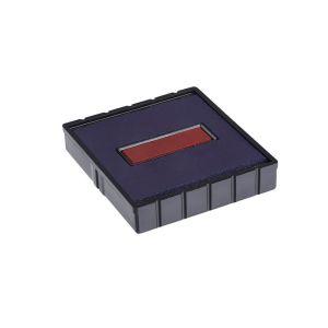Stempelkissen E/Q 30 blau-rot für Colop Printer Q 30 Dater