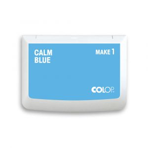 Colop Stempelkissen Make 1 - Stempelfarbe calm blue