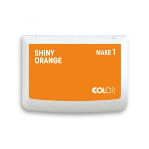Stempelkissen Colop Make 1 - shiny orange