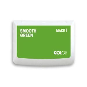 Colop Stempelkissen Make 1 - smooth green - geschlossen