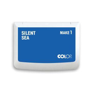 Colop Stempelkissen Make 1 mit bunter Farbe silent sea