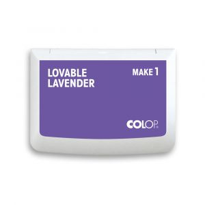 Colop Stempelkissen Make 1 in Farbton lovable lavender