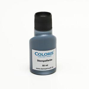 Coloris Stempelfarbe 4000 P silber