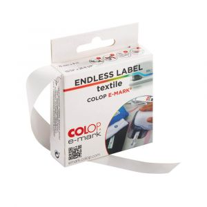 Colop e-mark Bügelband für Textilien