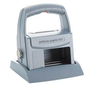 Reiner jetStamp graphic 970 Barcodedrucker