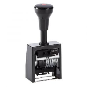 Reiner B6K Paginierstempel mit automatischen Zählwerk