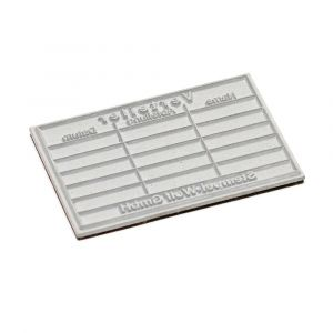 Stempelplatte für Colop Classic 2600