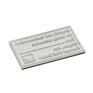 Stempelplatte für Trodat Printy 4914