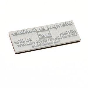 Stempelplatte für Trodat Pocket Printy 9512