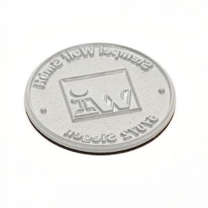 Textplatte für Trodat Professional 52045 rund (Ø 42 mm)