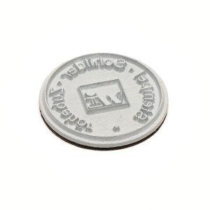 Textplatte für Trodat Professional 52045 rund (Ø 40 mm)