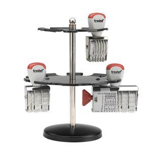 Stempelträger Trodat 3016/M aus Metall für 16 Stempel