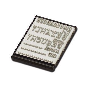 Trodat Textplattenset für 5430/L Dater