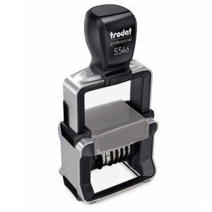 Automatischer Stempel Trodat Professional 5546 mit Zahlen 6-stellig