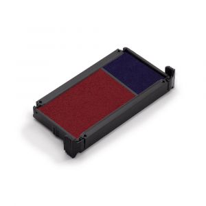 Stempelkissen 6/4912/2 blau-rot für Trodat Printy 4912 Office