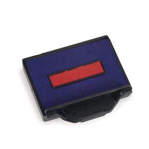 Stempelkissen 6/50/2 blau-rot für Trodat Professional 5430/5430L/5431/ 5435