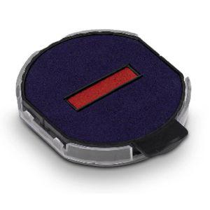 Stempelkissen 6/52040/2 blau-rot für Trodat Professional 54140