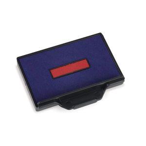 Stempelkissen 6/56/2 blau-rot für Trodat Professional 5460, 5460/L und 5465