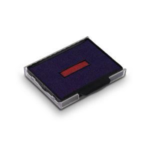 Stempelkissen 6/57/2 blau-rot für Trodat Professional 5470